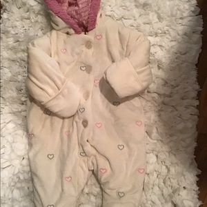 Infant Coverall 0-3 Juicy Couture